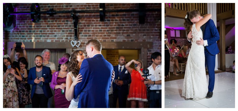 Fun Essex Wedding Photography - Gaynes Park