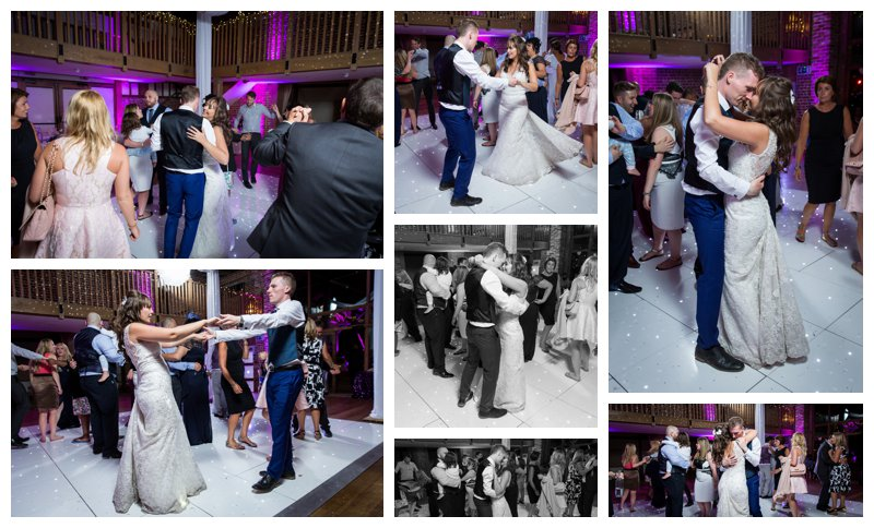 First Dance Essex Wedding Photographer - Gaynes Park
