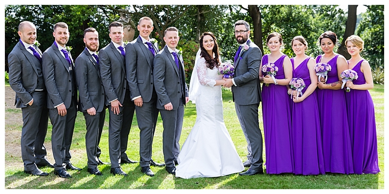 Cadburys-Purple-Kent-Wedding-Photography-Bromley-Court-Hotel