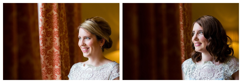 Best London Wedding Photography ORNC Admirals House Bridesmaids