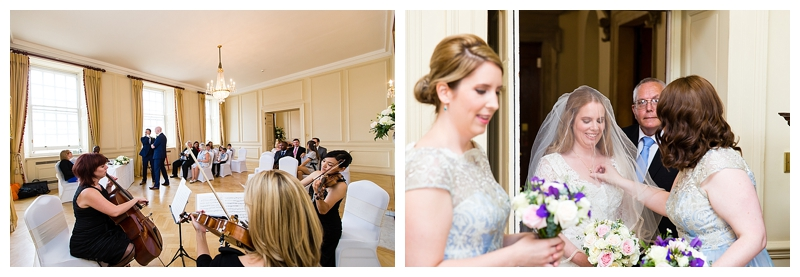 Best London Wedding Photography ORNC Admirals House Ceremony