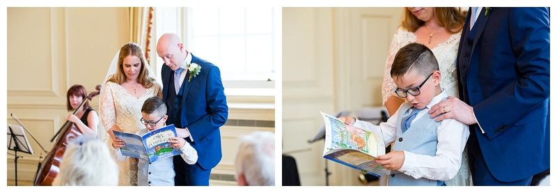 Awesome London Wedding Photography ORNC Admirals House Wren Room Ceremony