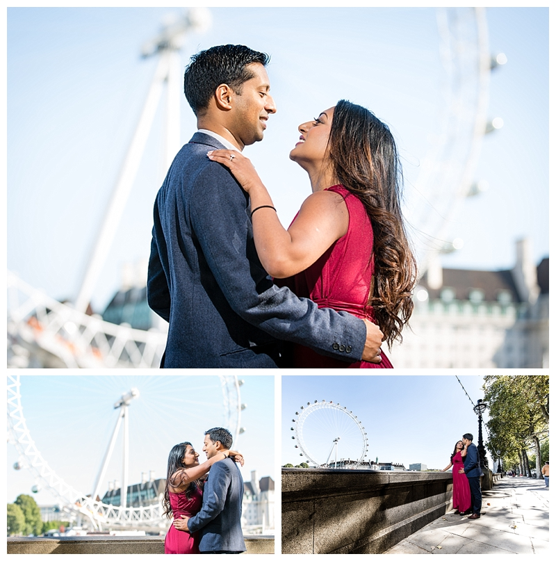 Top London Engagement Photography South Bank