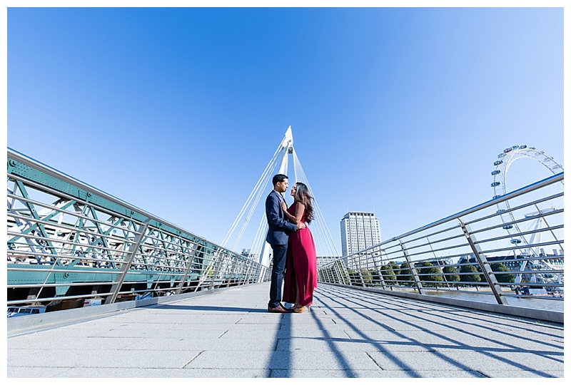 Best London Engagement Photographer South Bank