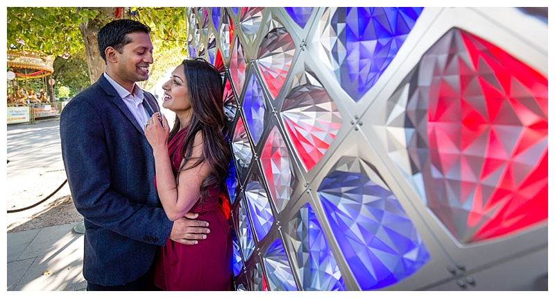 Fantastic London Engagement Photographer South Bank