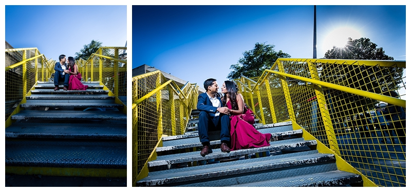 Awesome Asian London Engagement Photography South Bank