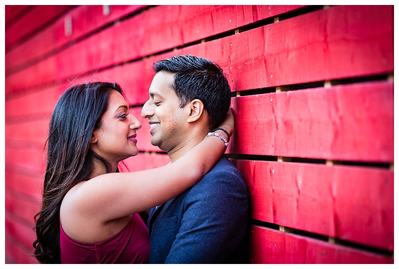 Gorgeous Asian London Engagement Photography South Bank