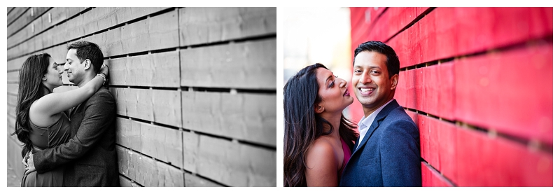Gorgeous Asian London Engagement Photographer South Bank
