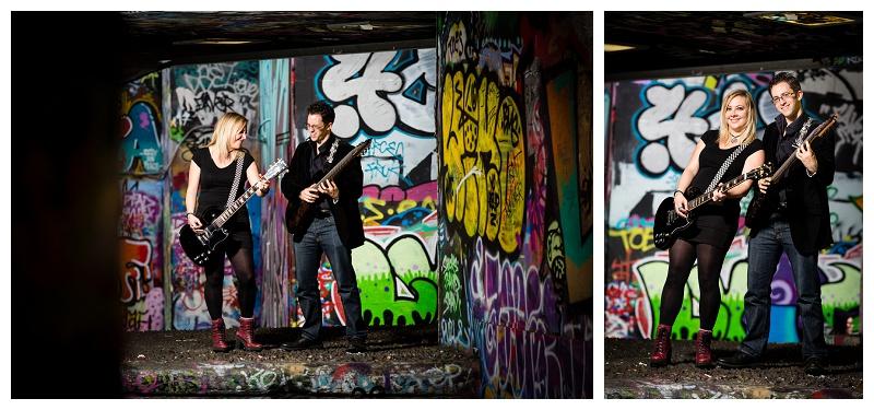 Awesome London Engagement Shoot Photographer_Grafitti & Guitars