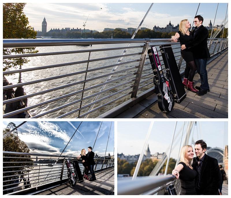 Fantastic London Engagement Shoot Photographer