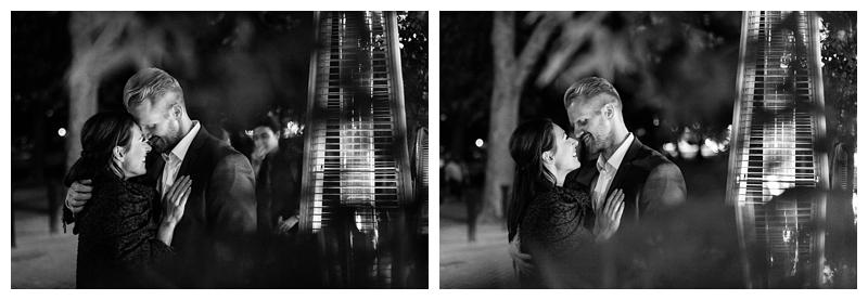 Romantic London Engagement Photographer South Bank