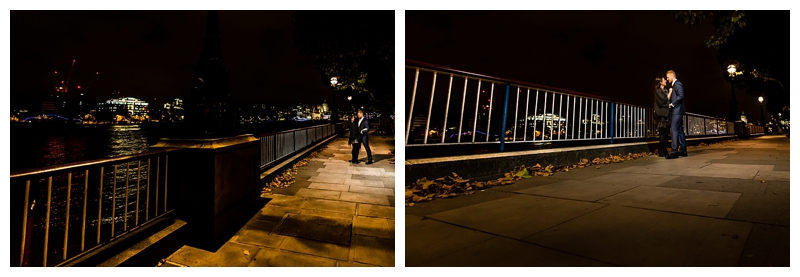 Timeless London Engagement Photography South Bank