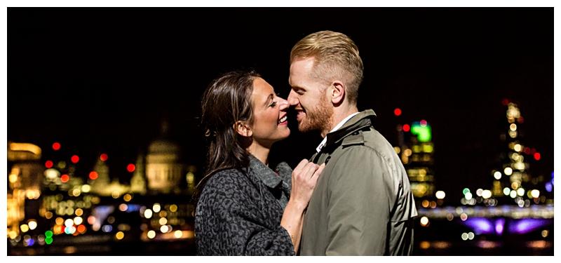 Best London Engagement Photographer South Bank