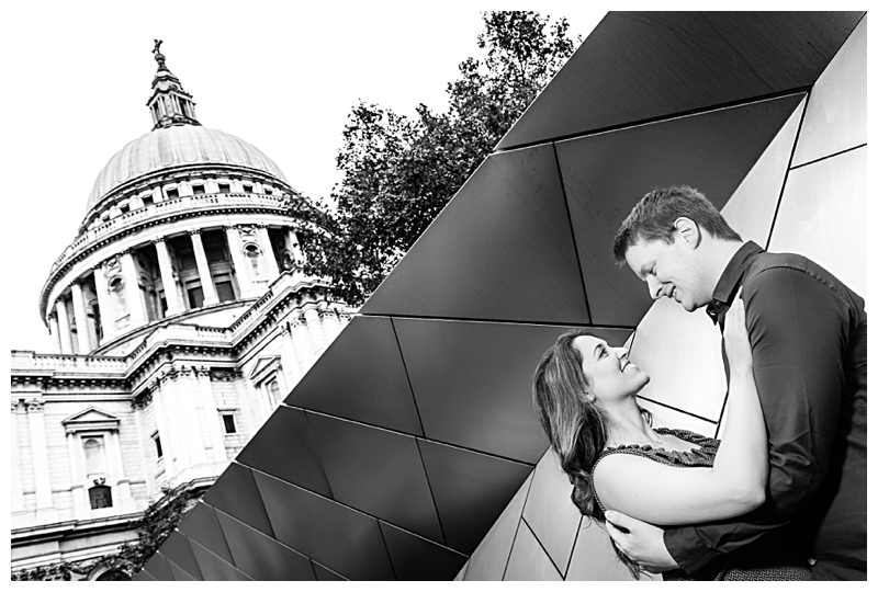 Top London Engagement Photography St Pauls