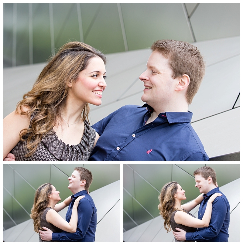 Top London Engagement Photographer St Pauls