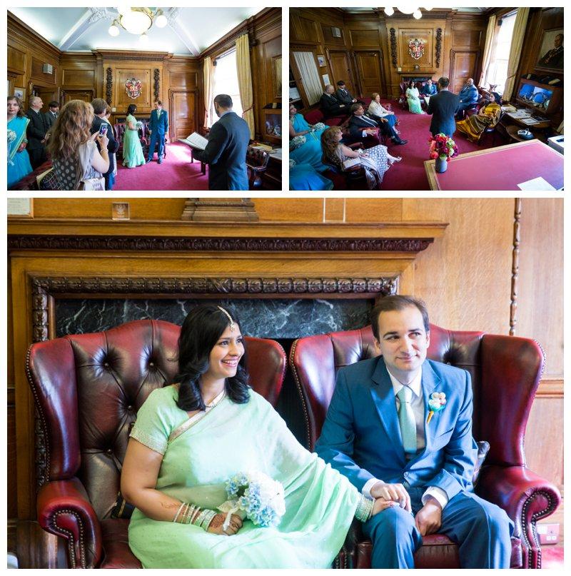 Top London Wedding Photographers Islington Town Hall