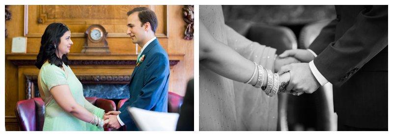 Stunning London Wedding Photographers Islington Town Hall