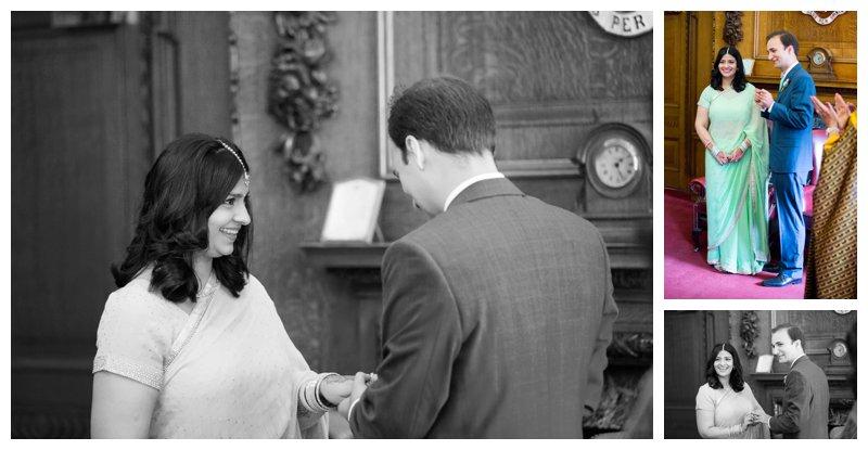 Stunning London Wedding Photography Islington Town Hall