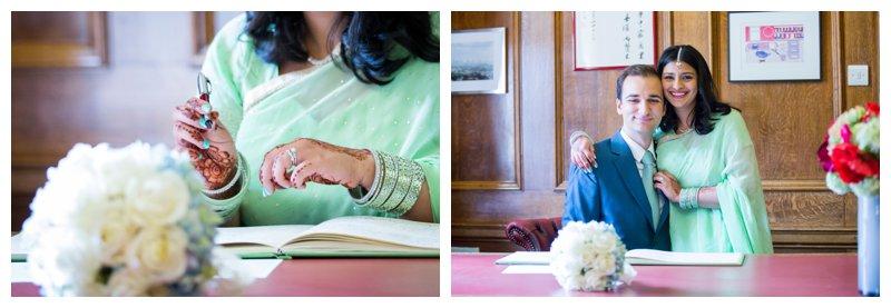 Natural London Wedding Photography Islington Town Hall