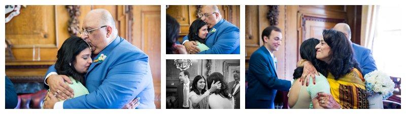 Reportage London Wedding Photography Islington Town Hall