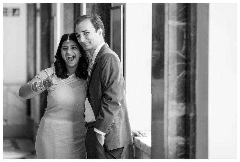 Fun London Wedding Photography Islington Town Hall