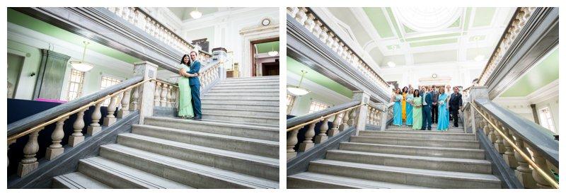 Amazing London Wedding Photography Islington Town Hall