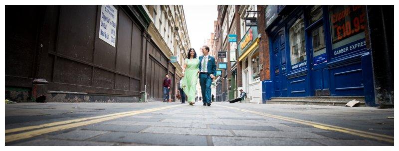 Cool London Wedding Photography Islington Town Hall