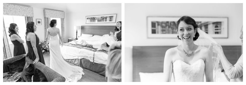 North London Hendon Hall Wedding Photographer Timeless Bridal Prep