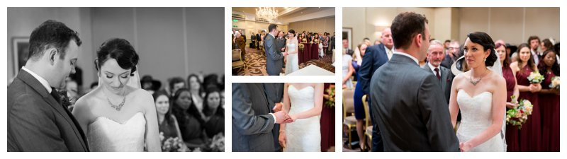 Top North London Hendon Hall Wedding Photography Ceremony