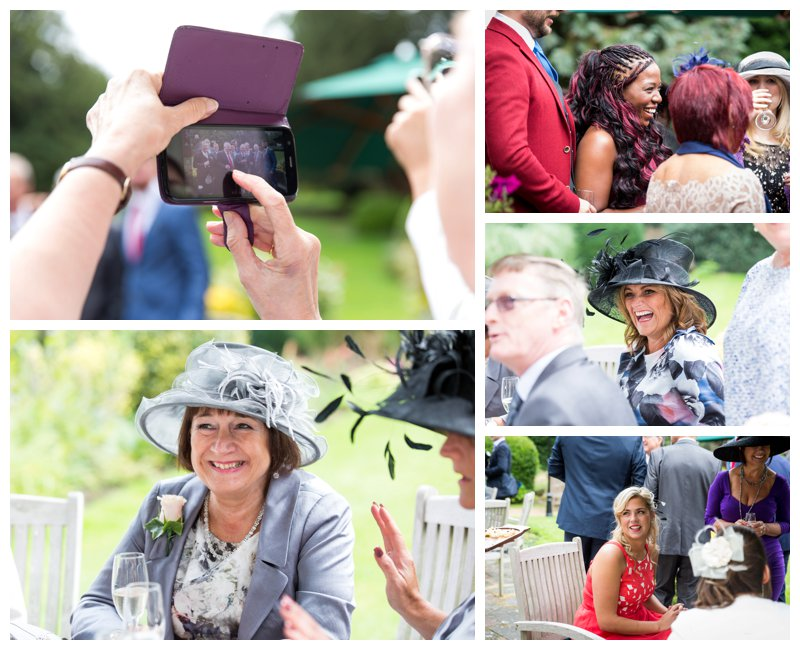 Awesome North London Hendon Hall Wedding Photographer