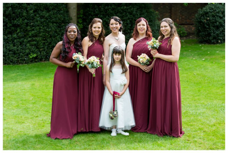Fantastic North London Hendon Hall Wedding Photographer