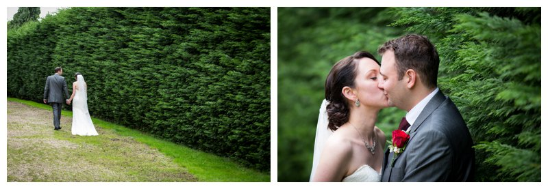 Romantic North London Hendon Hall Wedding Photography