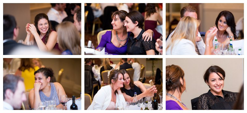 Fabulous North London Hendon Hall Wedding Photographer