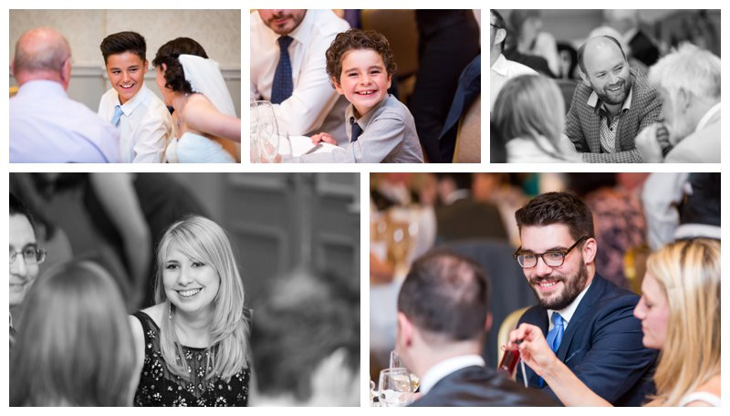 Fabulous North London Hendon Hall Wedding Photography