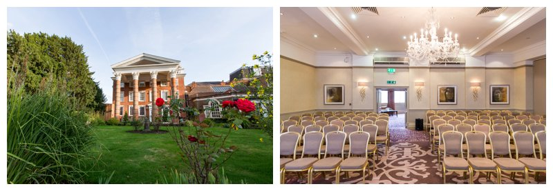 North London Hendon Hall Wedding Venue Photography