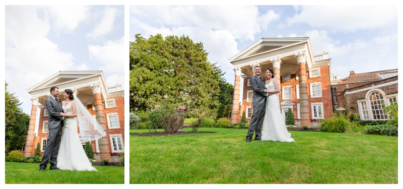 Stunning North London Hendon Hall Wedding Photography
