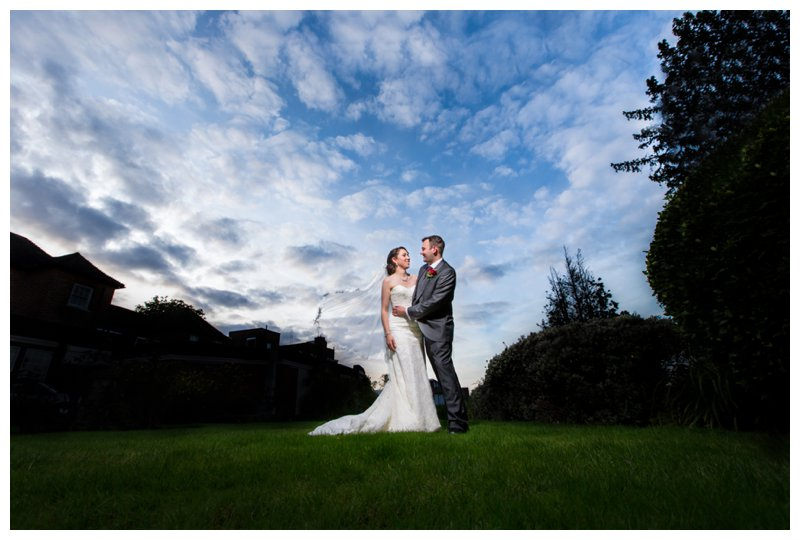 Fashion Inspired North London Hendon Hall Wedding Photography