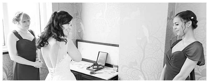 Best Kent Wedding Photographer Bridal Prep