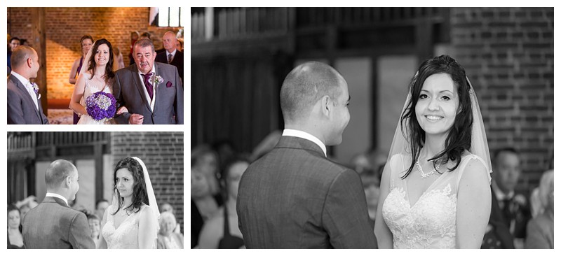 Kent Wedding Photographer Cooling Castle Ceremony