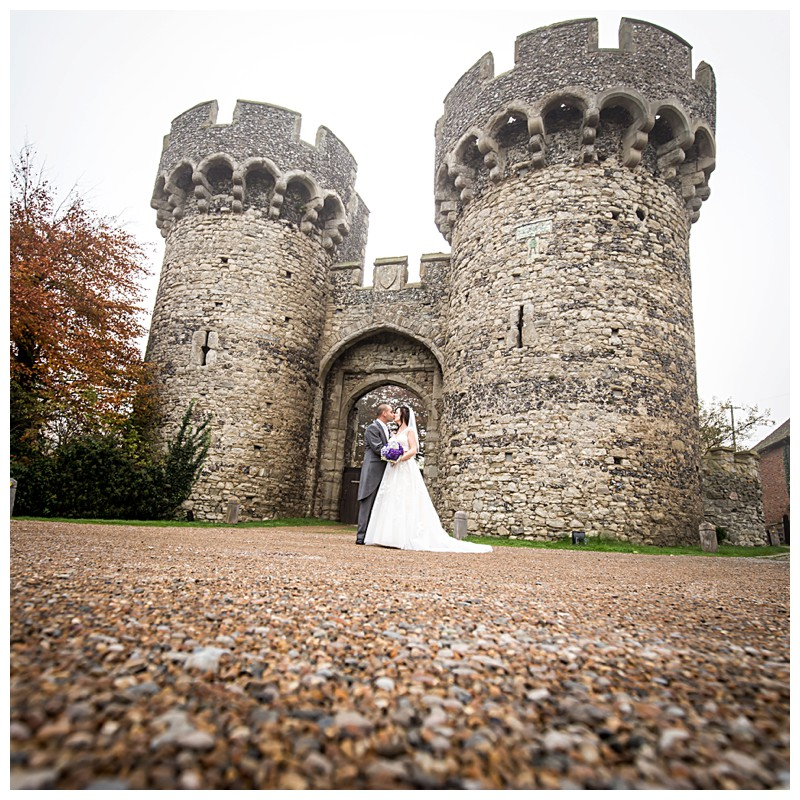 Beautiful Kent Wedding Photography Cooling Castle Barn