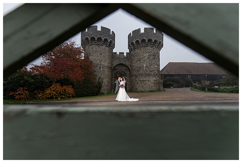 Kent Wedding Photography Cooling Castle