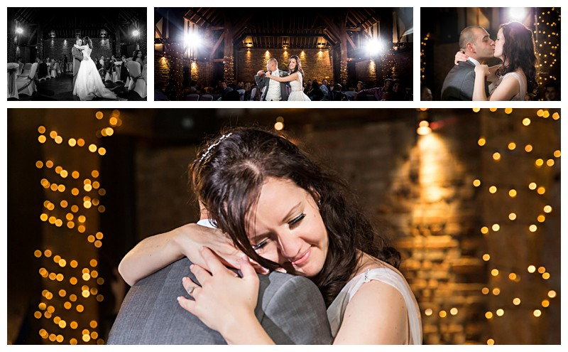 Romantic Kent Wedding Photography Cooling Castle Barn First Dance