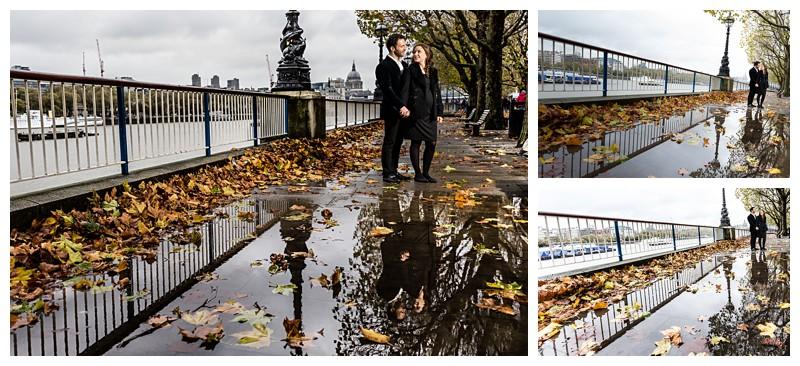 Awesome London Engagement Photographer