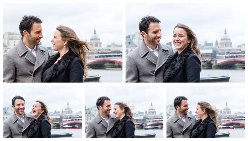Awesome London Engagement Photography