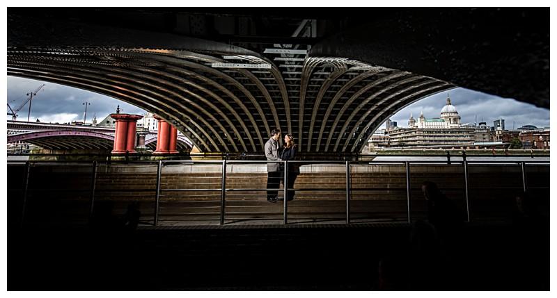 Stunning London Engagement Photography