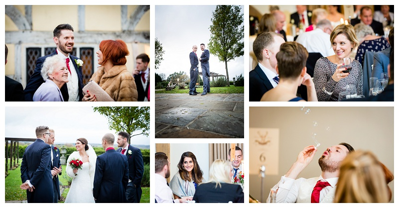 Documentary Wedding Photography in Surrey