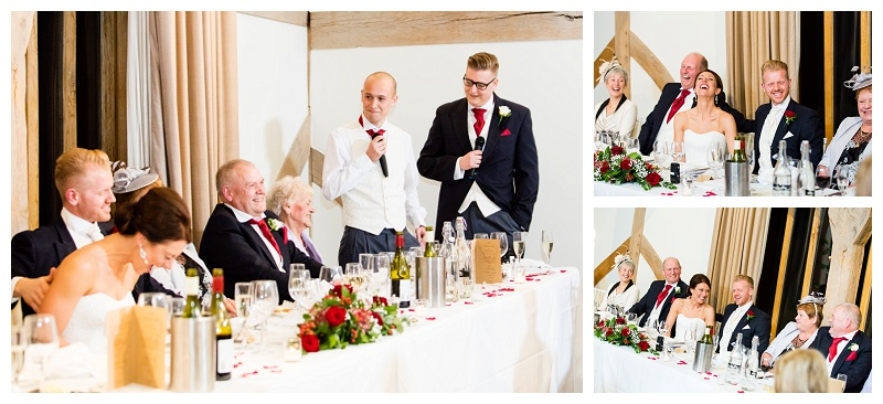 Best Man Wedding Speeches - Surrey