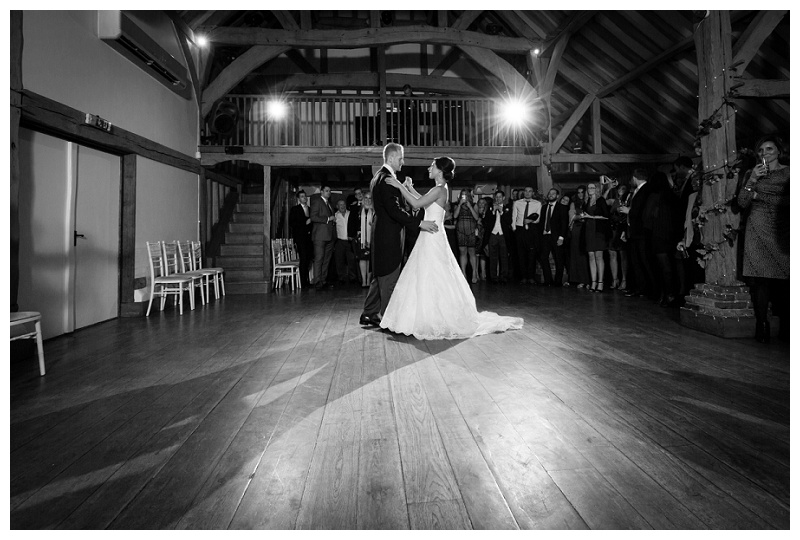 First Dance at Cain Manor