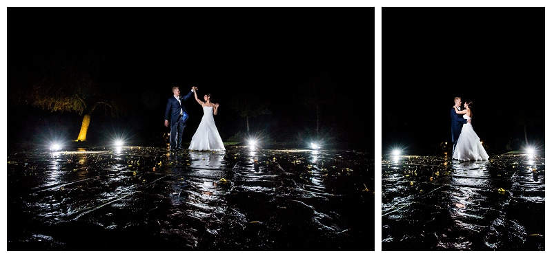 Dancing in the Moonlight - Surrey Wedding