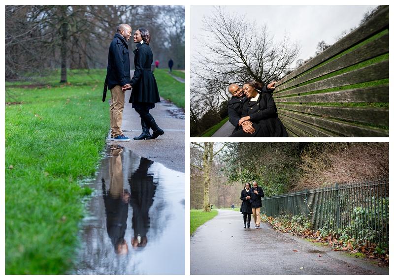 Best London Engagement Photographer Hyde Park